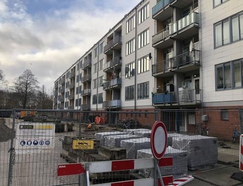 Start renovatie Dobbebuurt